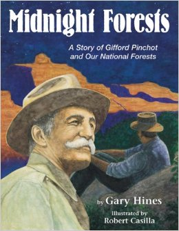 A recently published book, aimed at a readership of youngsters, actually celebrates the Midnight Forests story