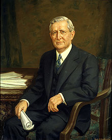 U.S. Sen. Morris Sheppard