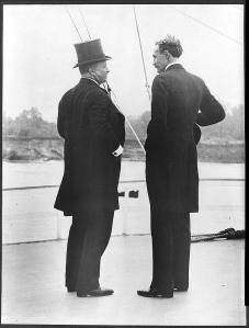 TR and Pinchot, 1907