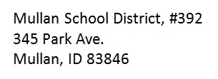 Mullan SD address