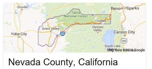 Nevada County CA